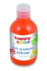 Farba do malowania palcami 300 ml - pomarańczowy (300-42)