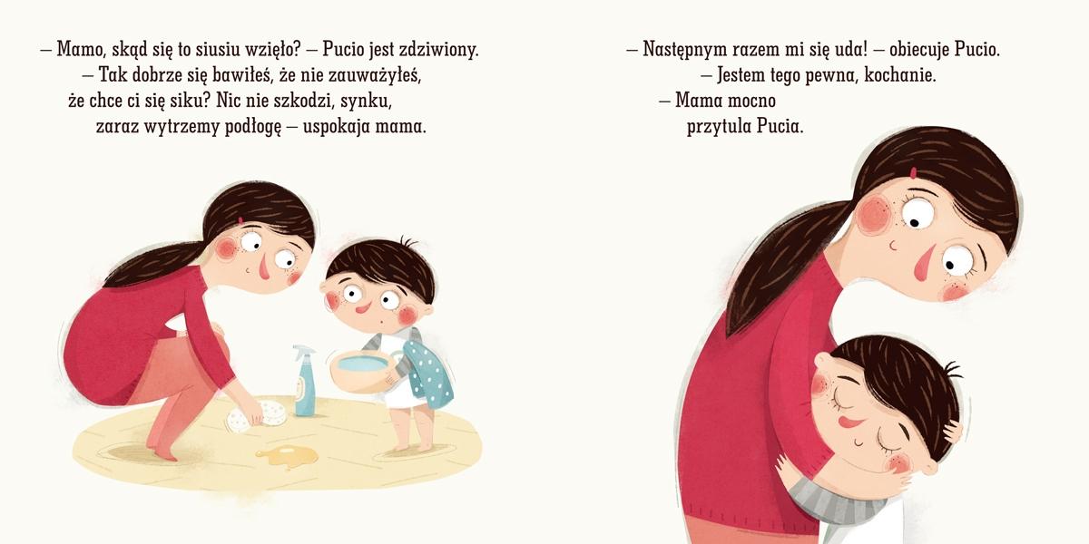 Pucio chce siusiu, czyli pożegnanie pieluszki Marta Galewska-Kustra
