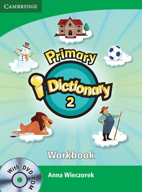 Primary i-Dictionary Level 2 Movers Workbook and DVD-ROM Wieczorek Anna