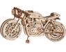 Drewniany zestaw mechaniczny Cafe Racer