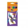 Kredki ołówkowe Kids Evolution Illusion - 12 kolorów