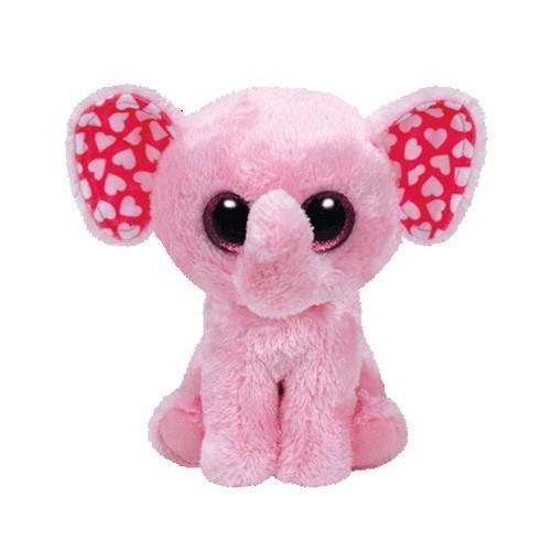Beanie Boos SUGAR - pink eleph