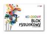 Blok rysunkowy A4/20k 90g kolor (SPA014)