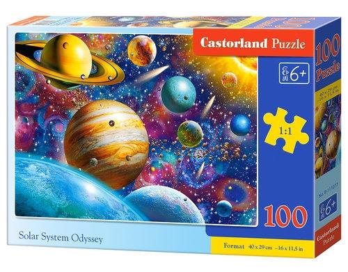 Puzzle 100 Premium/ Solar System Odyssey