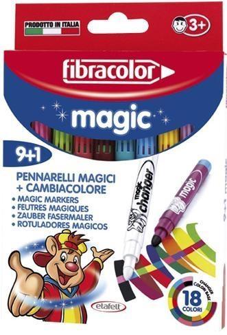 Mazaki Magic 9+1kol. FIBRACOLOR
