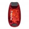 Step by Step, lampka LED - czerwona (183979)