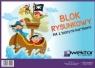 Blok rysunkowy Wektor A4/20k, 210x297mm - biały