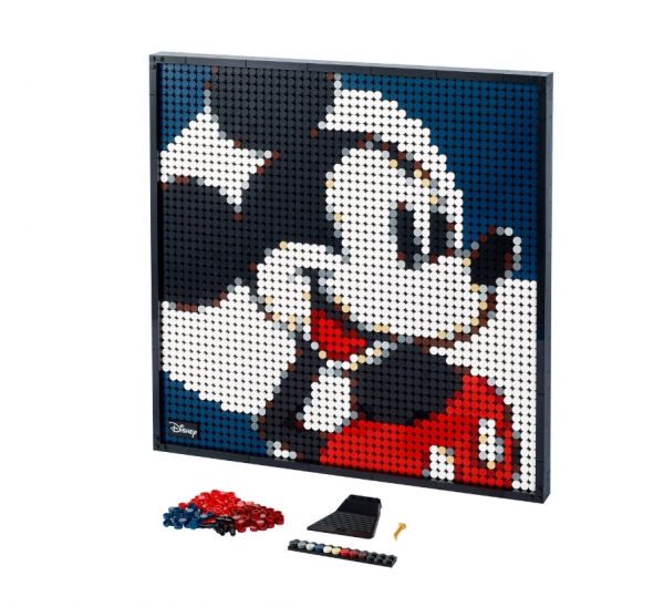 Lego Art: Disney's Mickey Mouse (31202)
