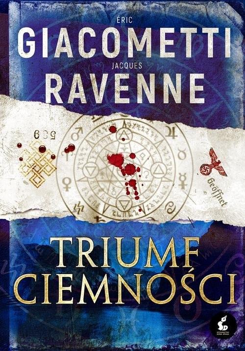 Czarne Słońce 1 Triumf ciemności Giacometti Éric, Ravenne Jacques