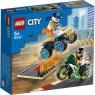 Lego City: Ekipa kaskaderów (60255) Wiek: 5+