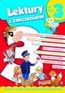 Lektury dla klasy 3 z ćwiczeniami Anna Wiśniewska, Irena Micińska-Łyżniak