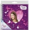Pamiętnik spiralny Violetta