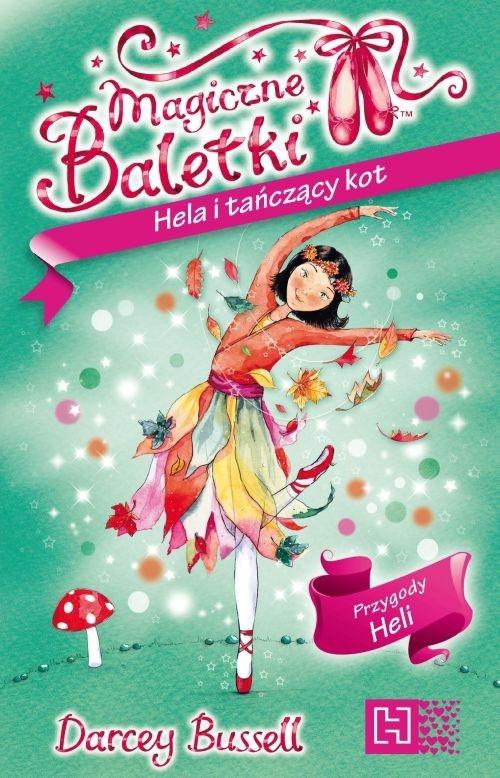 Magiczne Baletki Hela i tańczący kot Bussell Darcey