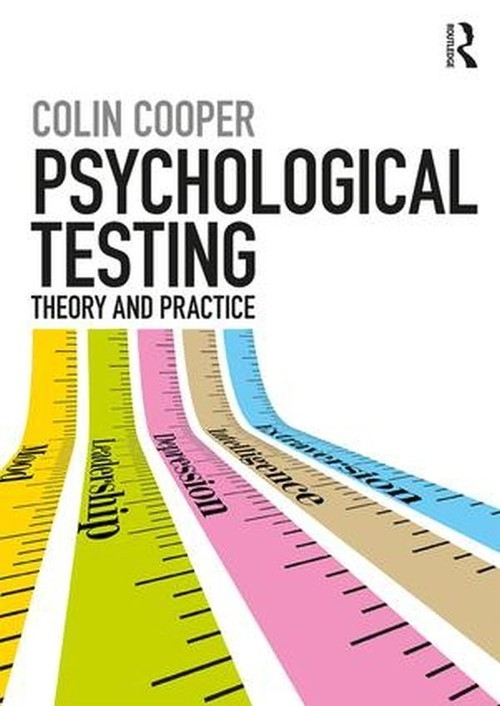 Psychological Testing Cooper Colin