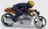 Hot Wheels Motocykl z kierowcą (X2075)
