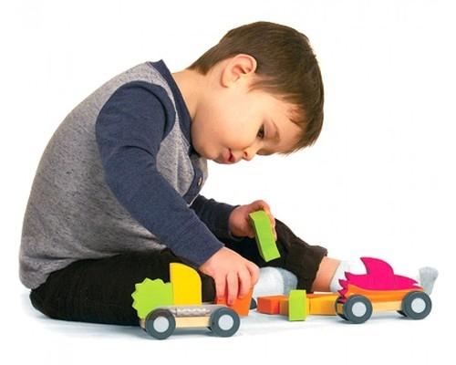 ModMobiles Składane Samochodziki