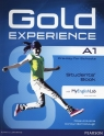 Gold Experience A1 Student's Book + DVD + MyEnglishLab Barraclough Carolyn, Aravanis Rose