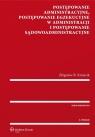 Postępowanie administracyjne, postępowanie egzekucyjne w administracji i Kmiecik Zbigniew R.