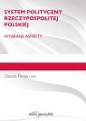System polityczny Rzeczypospolitej Polskiej.