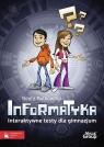 Informatyka Interaktywne testy dla gimnazjum CD Rutkowska Beata