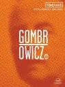 Opętani  (Audiobook) Gombrowicz Witold