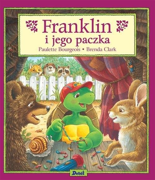 Franklin i jego paczka Bourgeois Paulette
