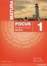 Matura Focus 1 Students Book + CD Podręcznik wieloletni