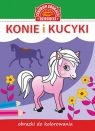 Obrazki do kolorowania Konie i kucyki