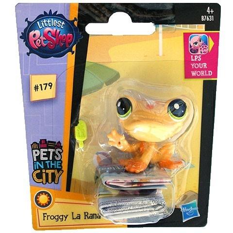 LPS Figurka podstawowa B, Frog