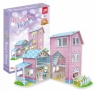 Puzzle 3D: Alisa's home - Domek dla lalek (P689h)