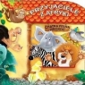Chatka pełna zwierząt. Przyjaciele z Afryki