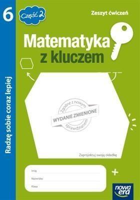 Matematyka SP 6 Mat. z kluczem Radzę ćw.cz 2 LIFT Marcin Braun, Agnieszka Mańkowska, Małgorzata Pasz