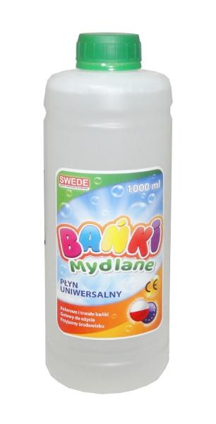 Bańki mydlane płyn 1000ml