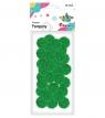 Pompony 25mm, zielone (352952)