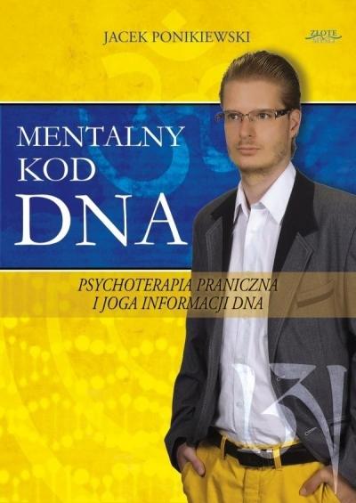 Mentalny kod DNA - Jacek Poniekiewski - książka