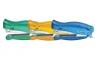 Zszywacz KANGARO Vertika-45 C-THRU +zszywki mix kolorów