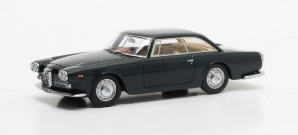 Alfa Romeo 2000 Praho Touring 1960 (dark green) (MX50102-081)