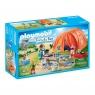 Playmobil Family Fun: Rodzina na kempingu (70089)Wiek: 4+