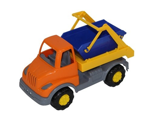 Leon samochód komunalny mix