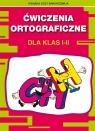 Ćwiczenia ortograficzne dla klas I-II. CH - H