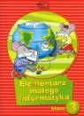 Elementarz małego informatyka 3 z płytą CD