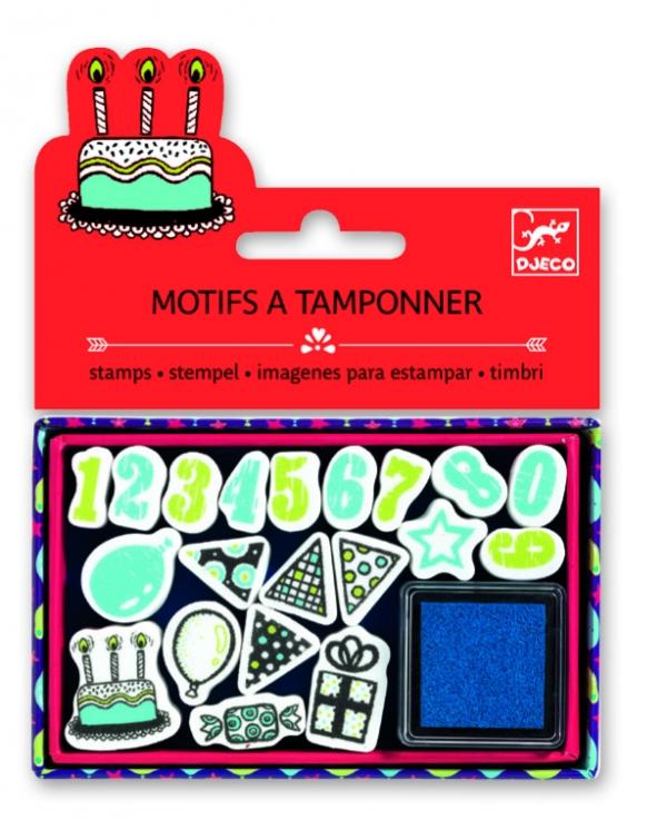 Stempelki mini Urodziny (DJ09789)