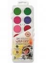 Farby akwarelowe transparentne 24 kolory