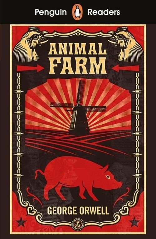 Penguin Readers Level 3: Animal Farm Orwell George