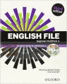 English File 3Ed Beginner Multipack A with iTutor and iChecker
