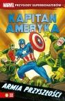Kapitan Ameryka Armia Przyszłosci