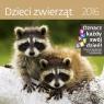 Kalendarz 2016 Dzieci zwierząt Helma 30