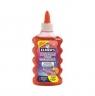Elmer's PVA klej brokatowy, czerwony, 177 ml, zmywalny - doskonały do Slime
