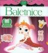Naklejki iskierki Baletnice