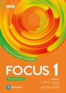 Focus 1 2ed. SB A2/A2+ Digital Resources PEARSON praca zbiorowa
